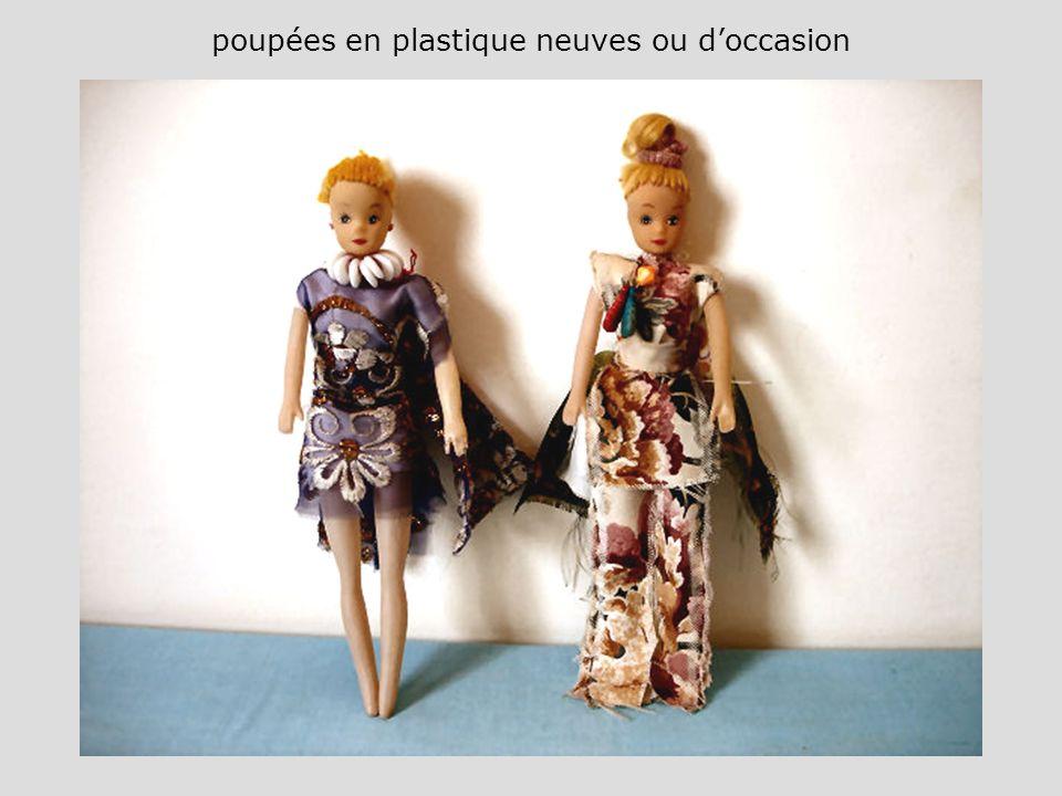 poupées en plastique neuves ou doccasion