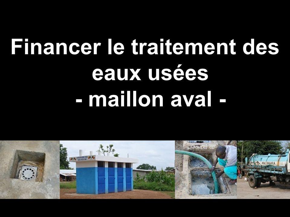 programme Solidarité Eau Financer le traitement des eaux usées - maillon aval -