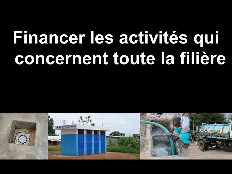 programme Solidarité Eau Financer lévacuation des eaux usées - maillon intermédiaire -