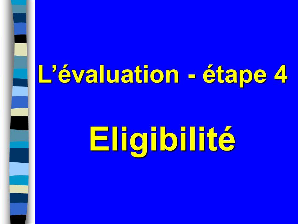 Les demandes complètes qui seront sélectionnées Classement par score Seront sélectionnées les propositions ayant les meilleurs scores, dans la limite de l enveloppe disponible (110 M) Et constitution d une liste de réserve Formation Facilité Européenne pour lEau – Cadre Logique