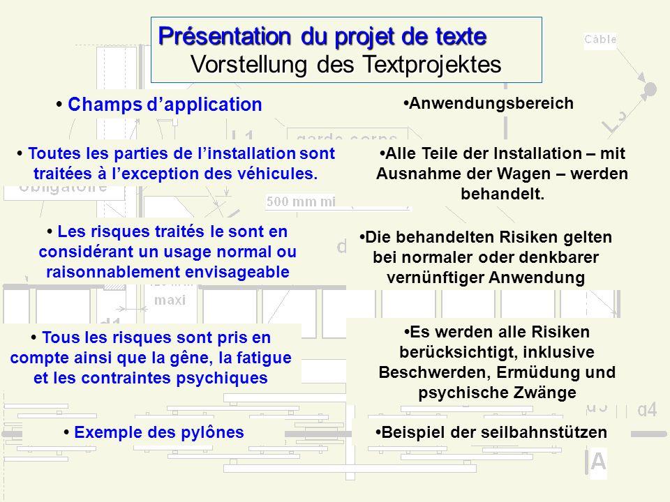 Toutes les parties de linstallation sont traitées à lexception des véhicules Toutes les parties de linstallation sont traitées à lexception des véhicu