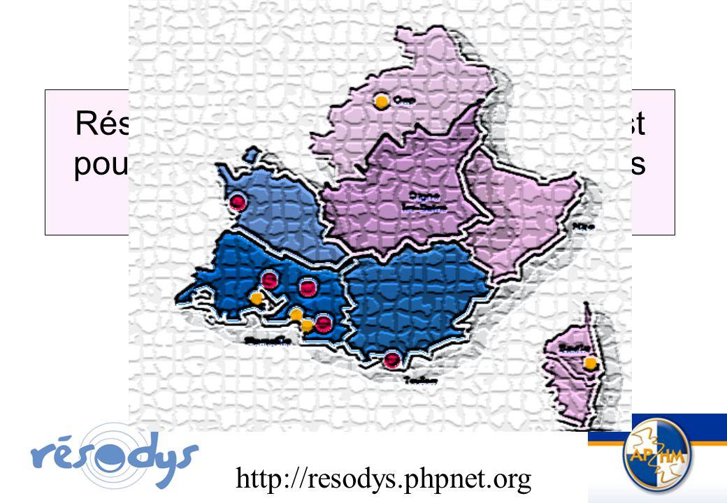 Résodys : réseau de soins du Sud-Est pour les troubles du langage et déficits d'apprentissage http://resodys.phpnet.org