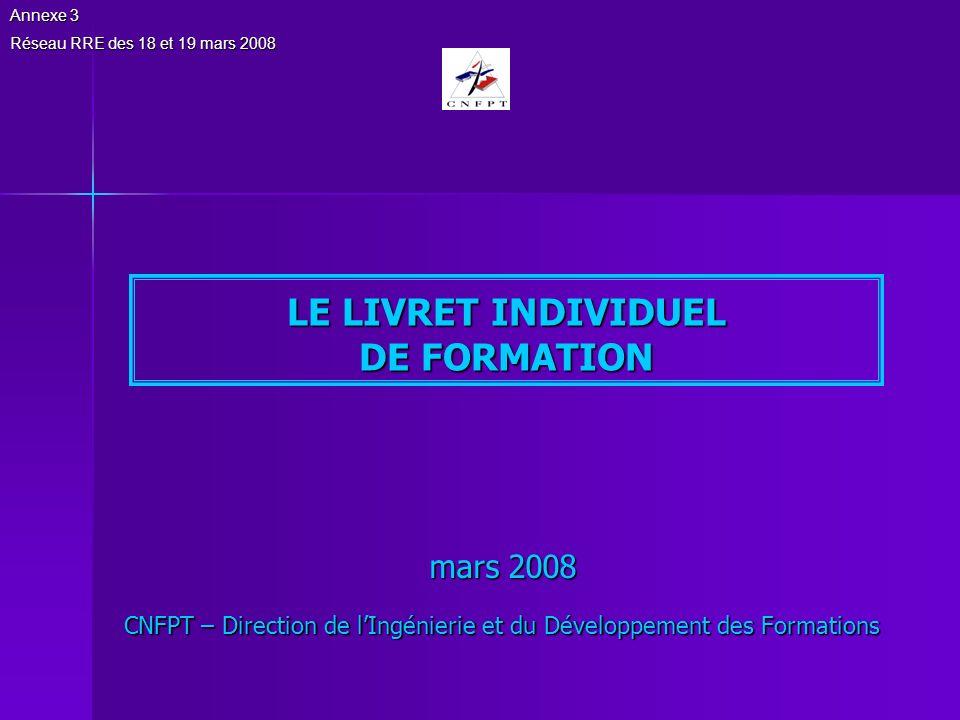 1.Éléments de contexte et de cadrage 2. Présentation du livret numérique 3.