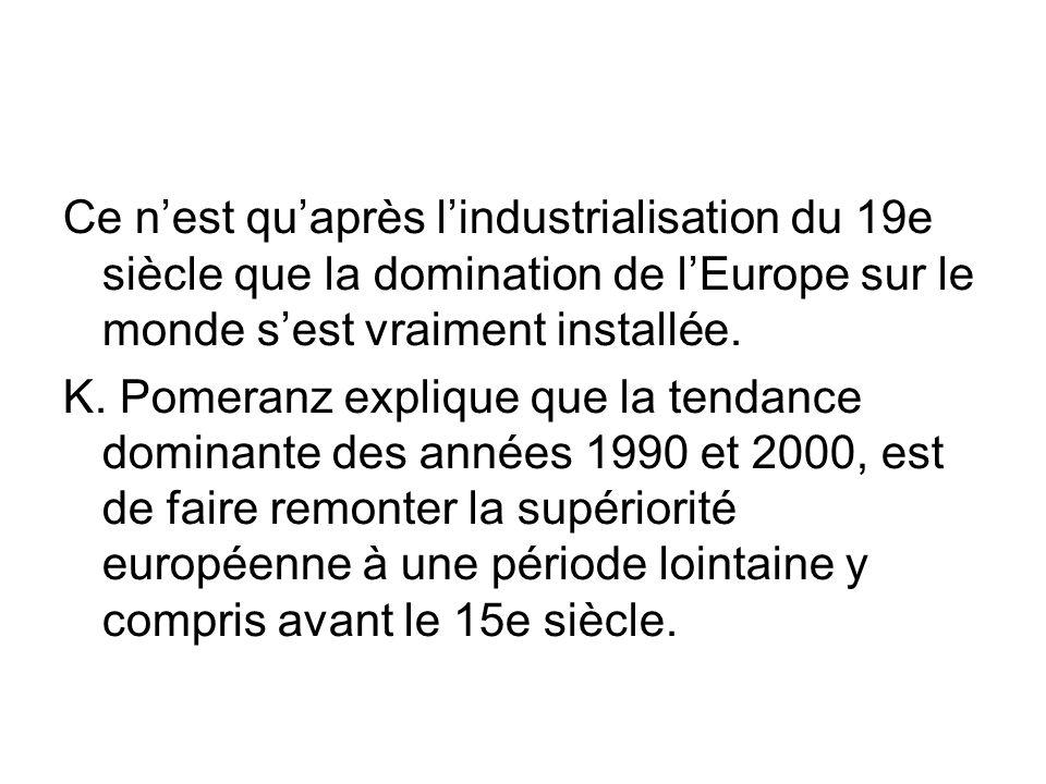 Conquêtes coloniales au dernier quart du 19e siècle.