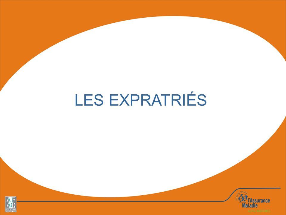 LES EXPRATRIÉS
