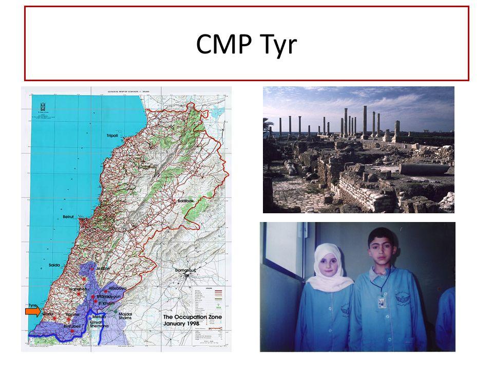 CMP Tyr