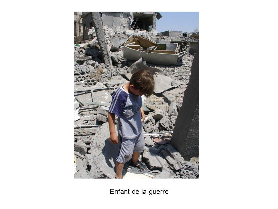 Enfant de la guerre