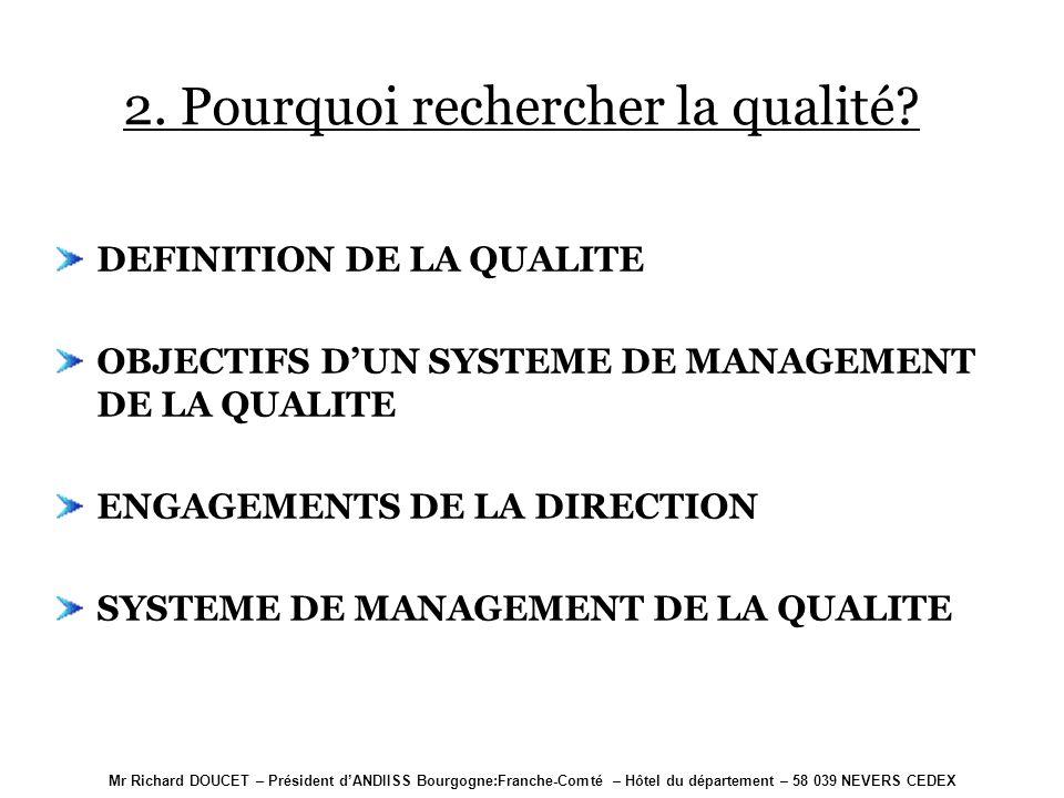 Mr Richard DOUCET – Président dANDIISS Bourgogne:Franche-Comté – Hôtel du département – 58 039 NEVERS CEDEX QUELQUES CHIFFRES Plus de 3000 personnes c