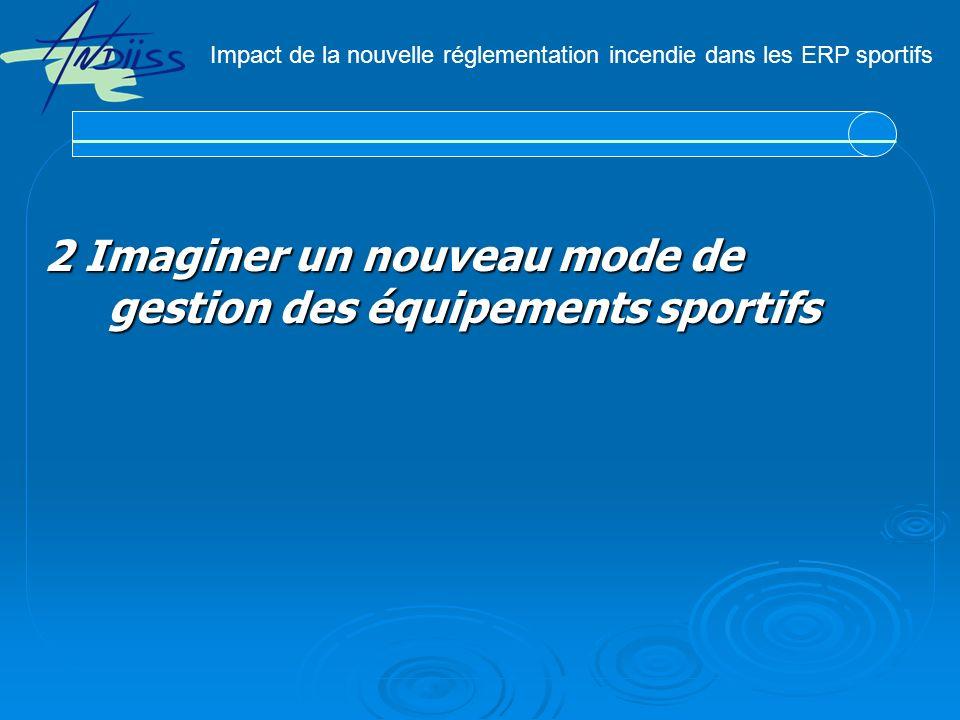 A: Pour fonctionner de manière (enfin) réglementaire, il faut: - Mettre à disposition des équipements sportifs techniquement conformes .