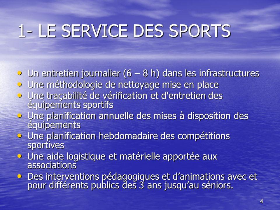 15 1-3 LES CENTRES SOCIAUX ET ASSOCIATIONS « JEUNESSE » MELEZA : Organisation dun tournoi sportif en été pour jeunes de 14 à 25 ans.