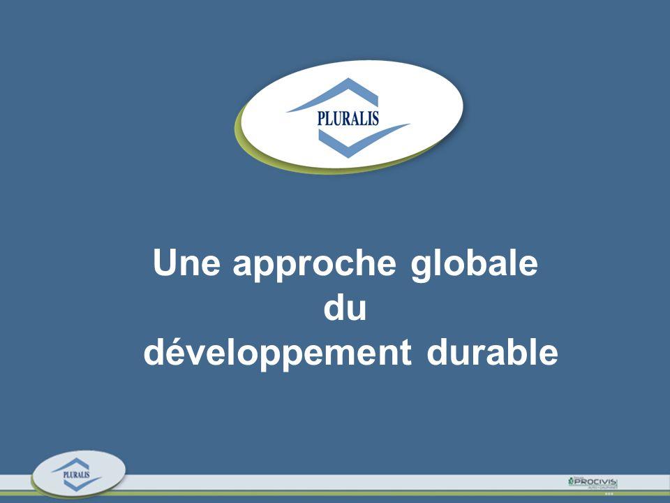 Une approche globale du développement durable