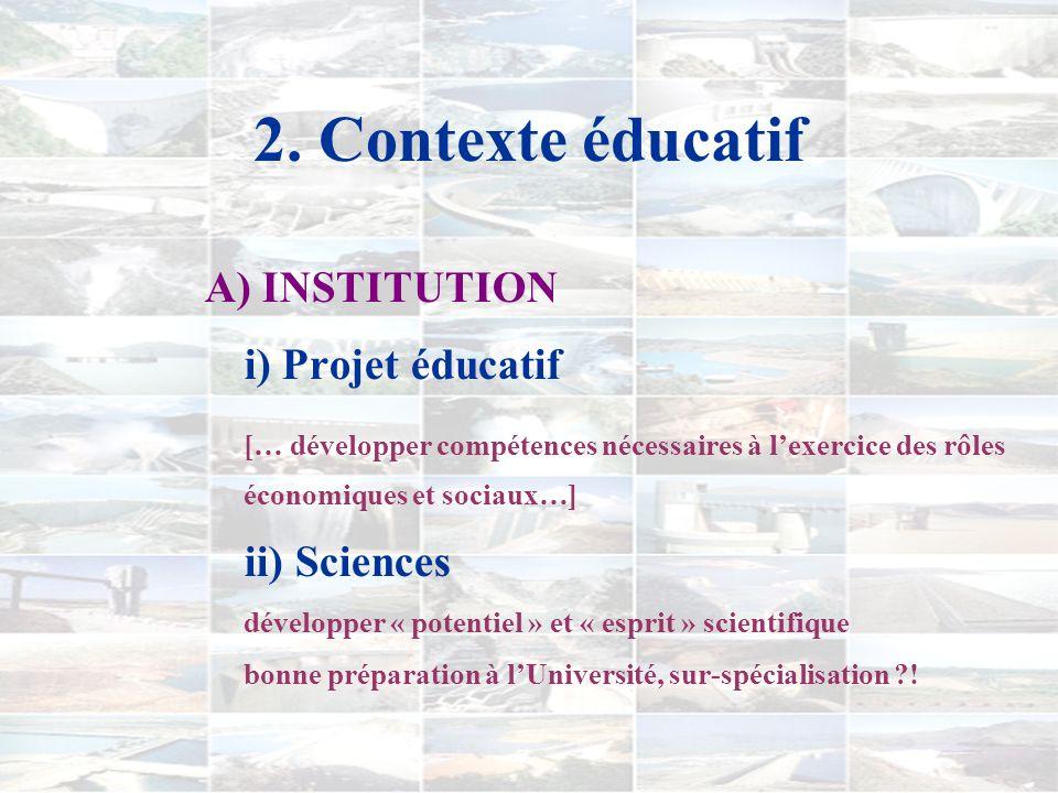 1.Modèle éducatif Lidée denseignement des sciences i) Guide/catalyseur qui balise/favorise app.