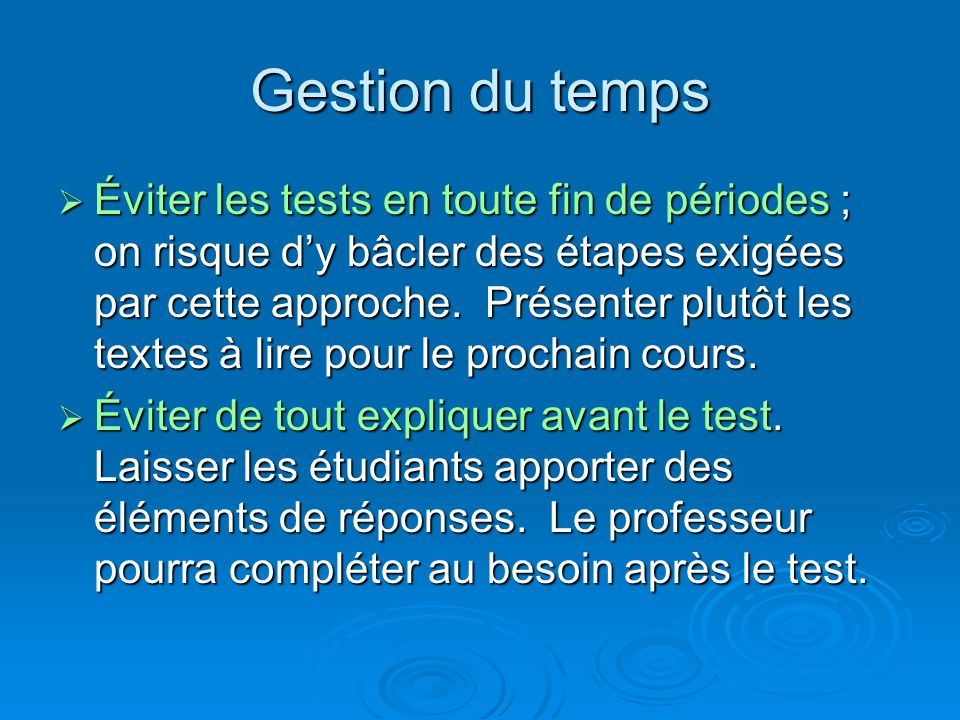 Gain selon deux approches Tiré du Physics Teacher, vol 40, Avril 2002, p. 207