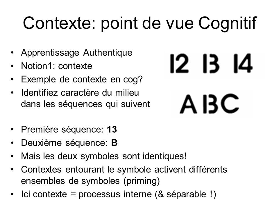 Tâches quotidiennes: perspective cognitive In general, the problems presented to problem solvers by the world are best regarded as ill-structured problems.