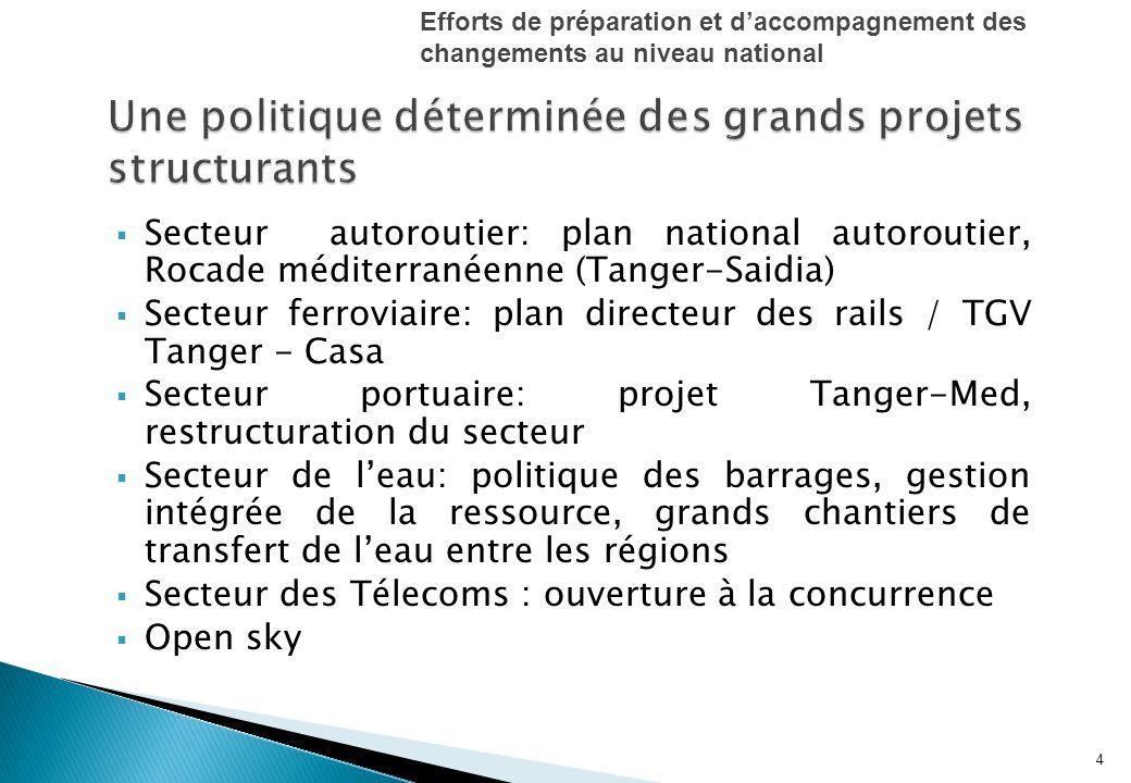 Programme « émergence »:la nouvelle stratégie industrielle.