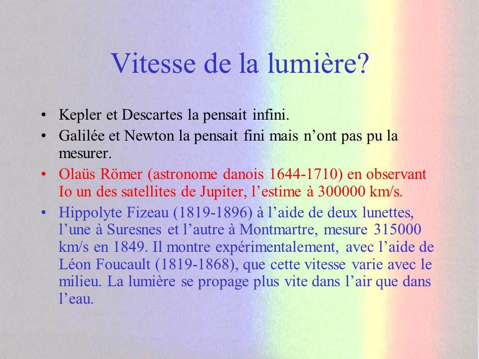 L électromagnétisme, première unification James C.