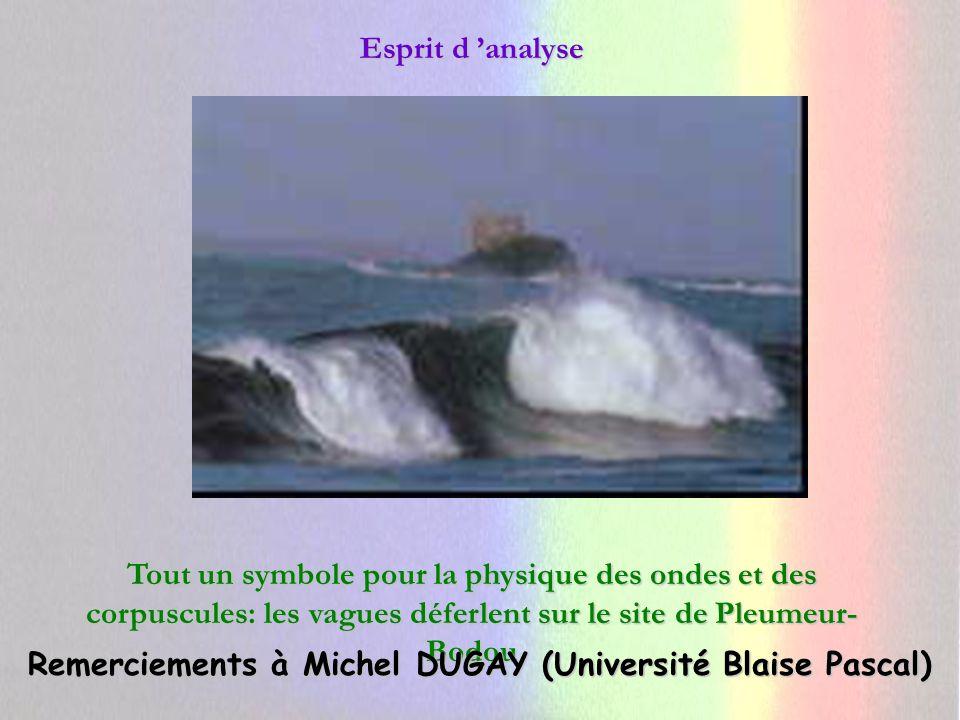 Mes Principales Sources: [Maitte 1981] Bernard Maitte « La lumière » Point Sciences.