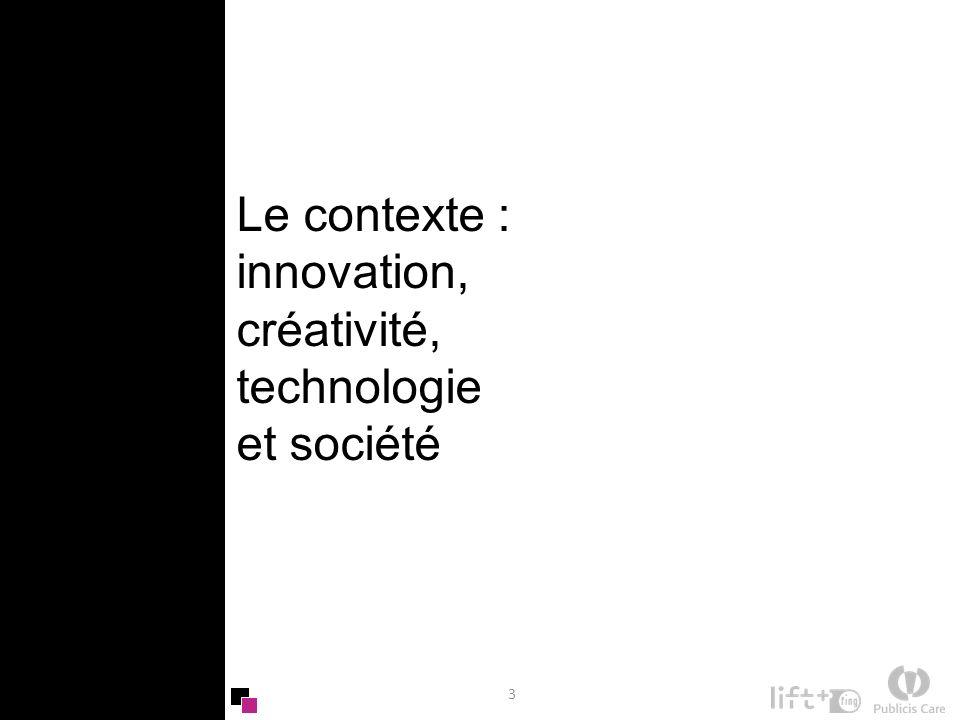 4 L innovation au cœur La compétition économique repose désormais sur l innovation continue Évolution et diversification des besoins Mondialisation et montée des pays émergents, dans la production comme dans l innovation Accélération des cycles Mais l innovation elle-même change .