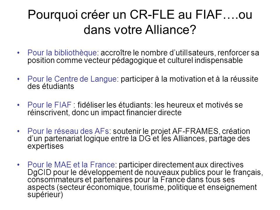 2e question : Quels sont, daprès les étudiants, les types de documents le mieux adaptés pour apprendre le français .