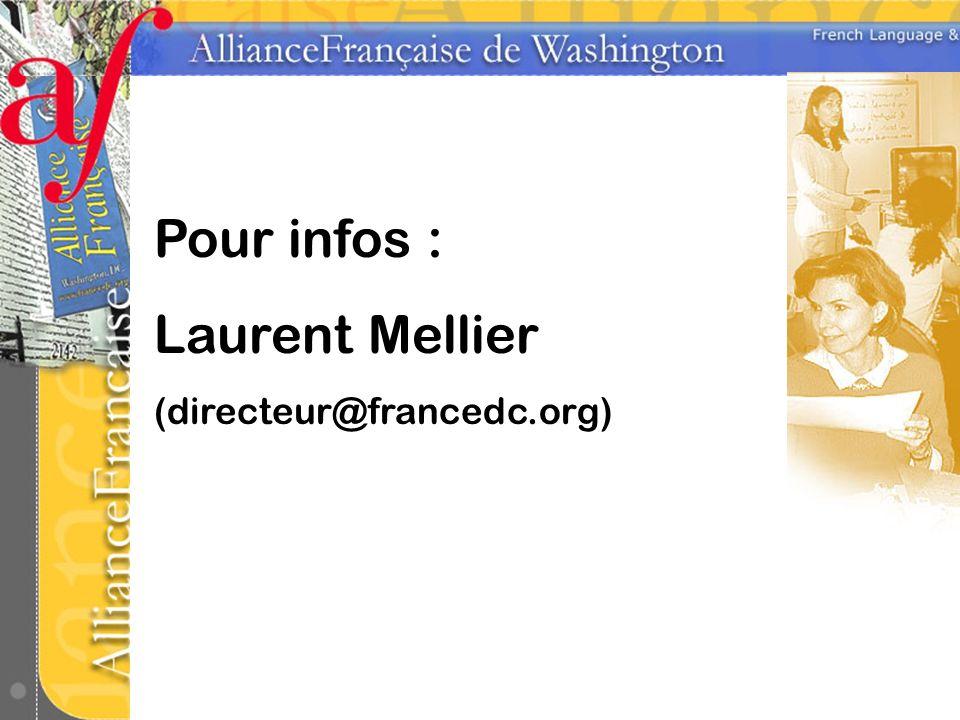 Définition O rganisations apportant un plus à lAF O rganisations proches de lAF O rganisations complétant loffre de lAF