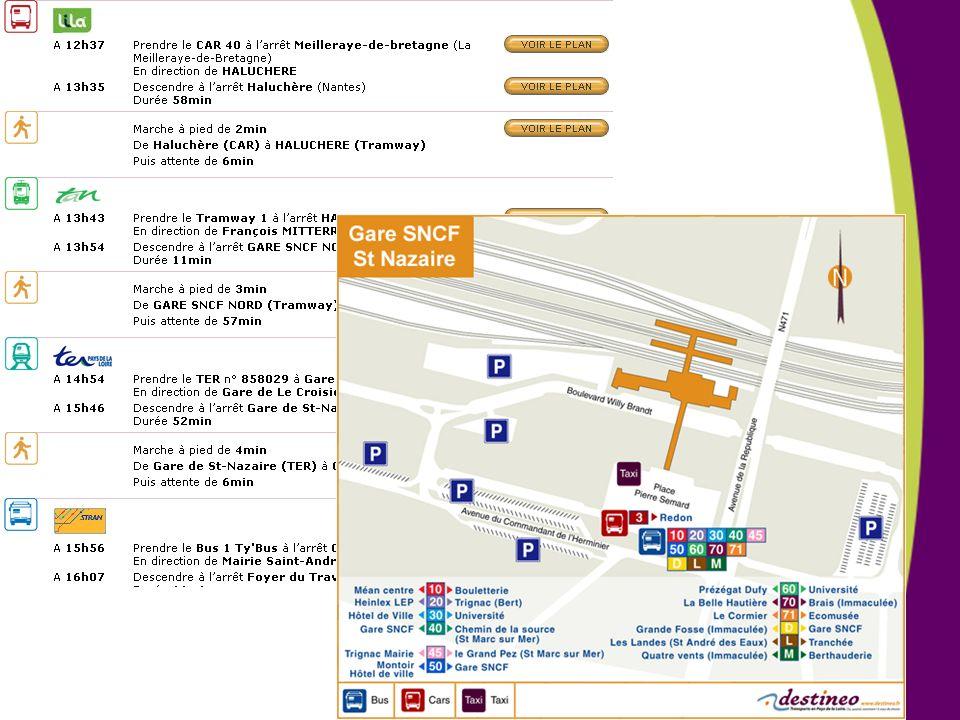 ( Information trafic
