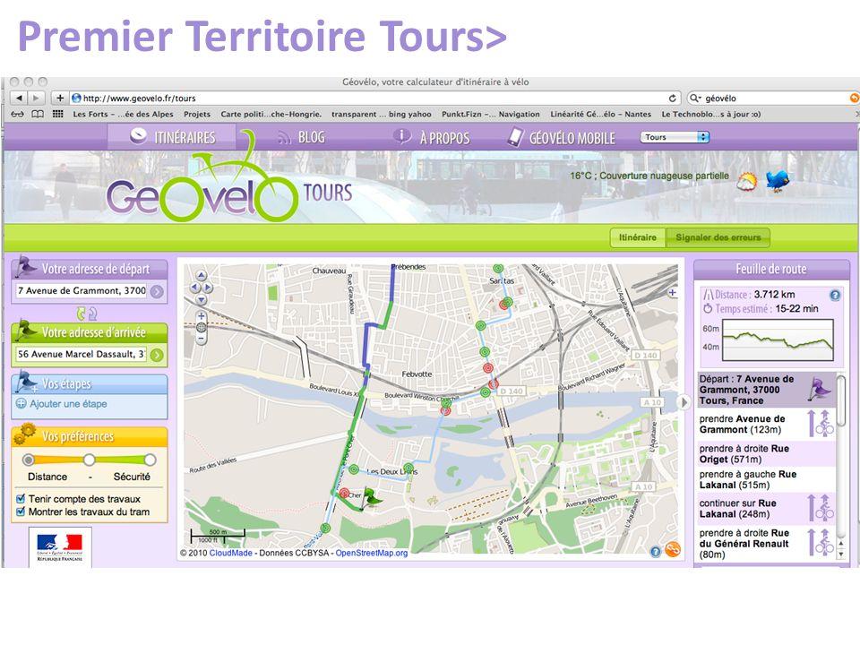 Premier Territoire Tours>