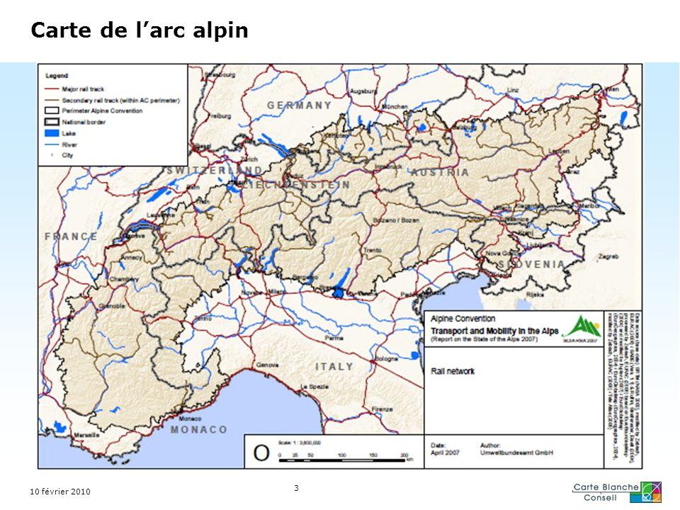 Carte de larc alpin 10 février 2010 3