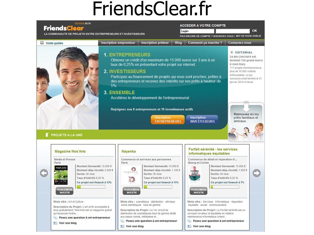 FriendsClear.fr