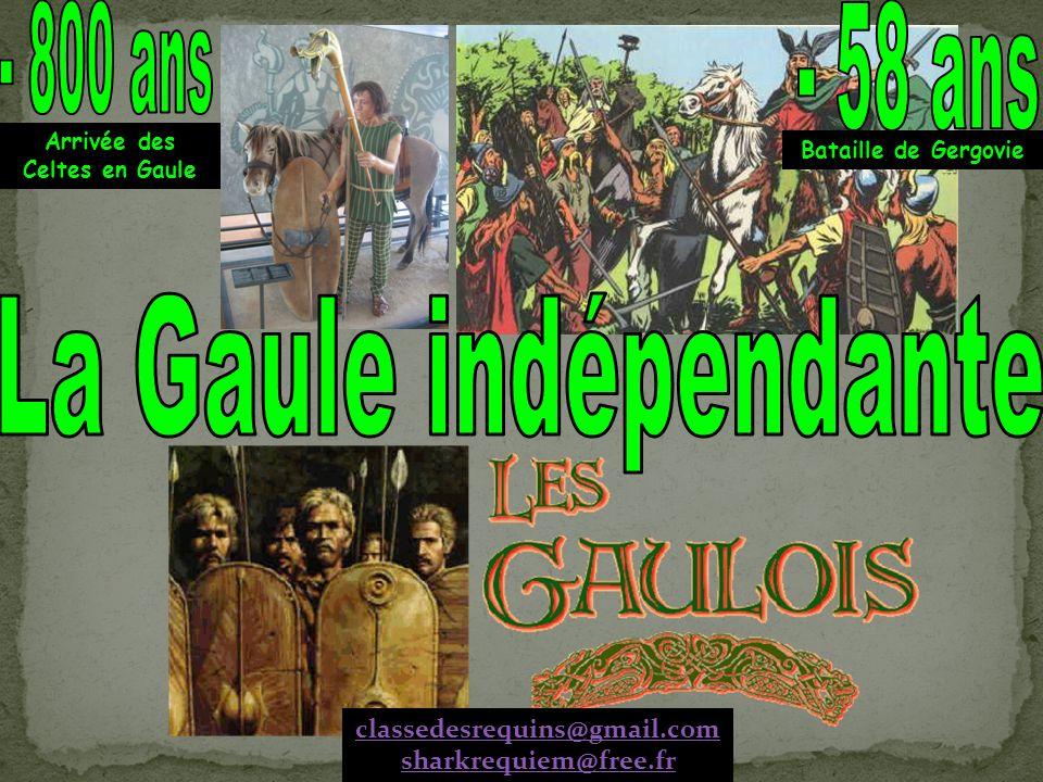 Arrivée des Celtes en Gaule Bataille de Gergovie classedesrequins@gmail.com sharkrequiem@free.fr