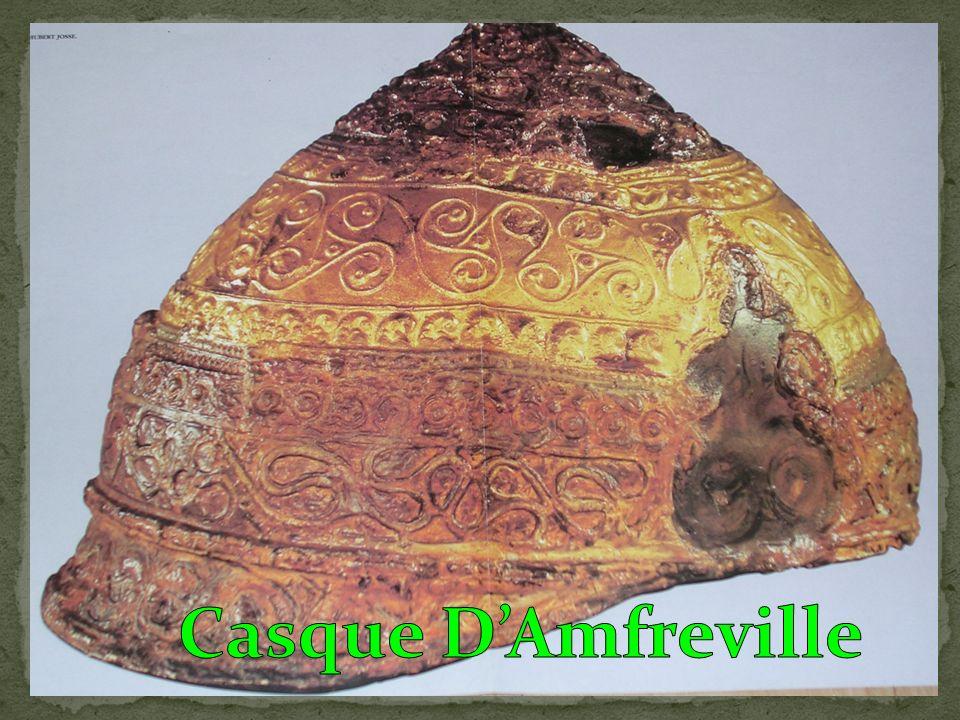 Les Celtes, venus dEurope centrale, possédaient des armes en fer En Gaule, ils améliorèrent les techniques agricoles.