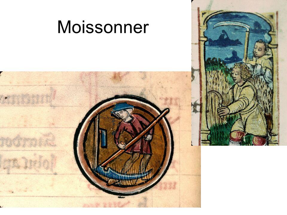 Moissonner