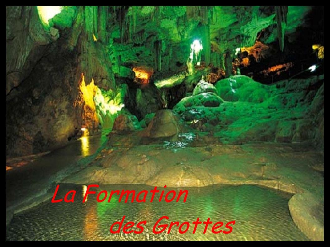 La Formation des Grottes