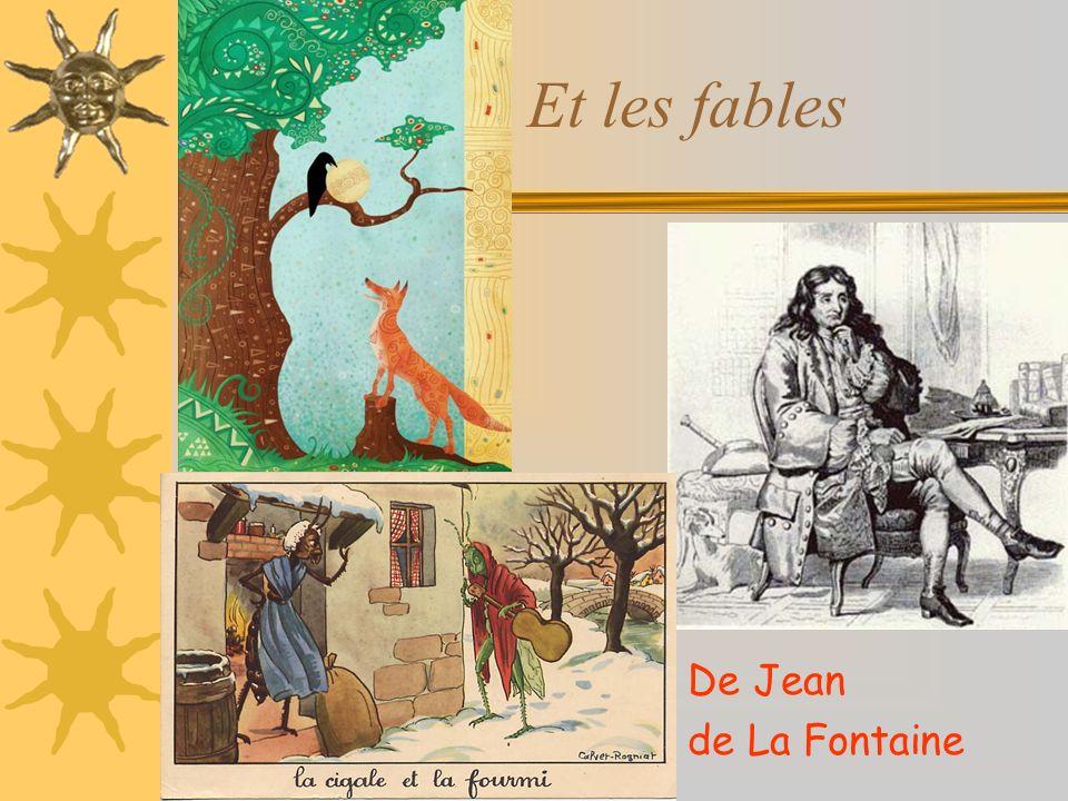 Louis XIV et les arts Les contes Le théâtre avec Molière De Ch.