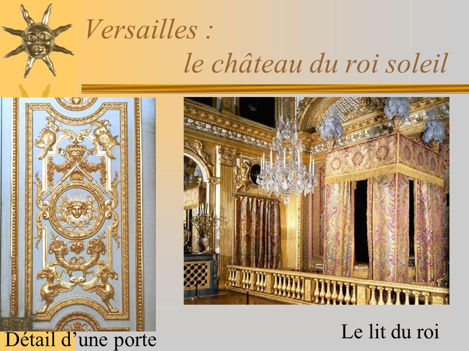 Versailles : le plus grand palais dEurope