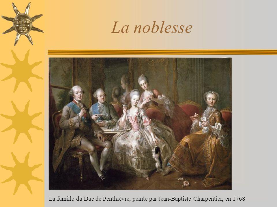La bourgeoisie La famille Gohin, tableau de L.