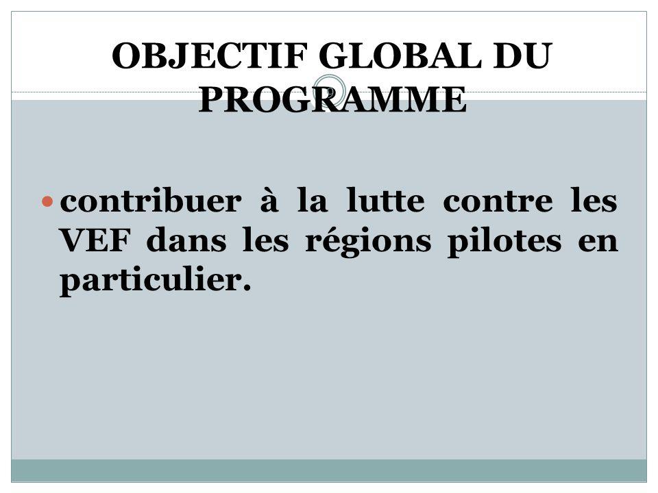 LE PROGRAMME (suite) Zones dexécution: 3 régions pilotes Plateau central Sahel Hauts bassins Acteurs de mise en œuvre: gouvernement, société civile 8