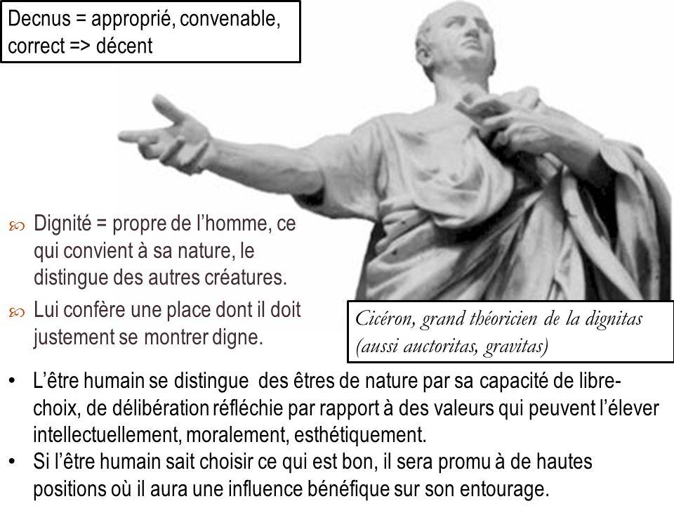 Lêtre humain se distingue des êtres de nature par sa capacité de libre- choix, de délibération réfléchie par rapport à des valeurs qui peuvent lélever