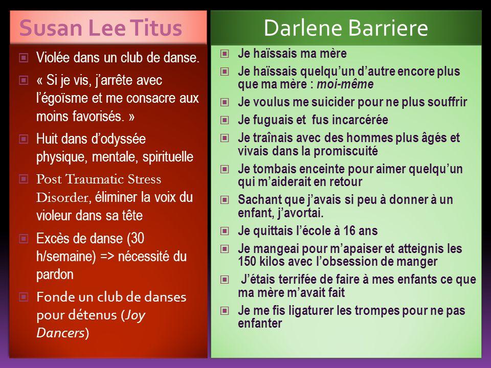 Darlene Barriere
