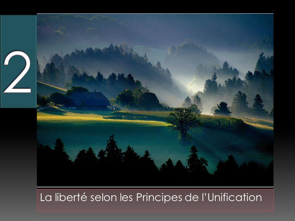 La liberté selon les Principes de lUnification