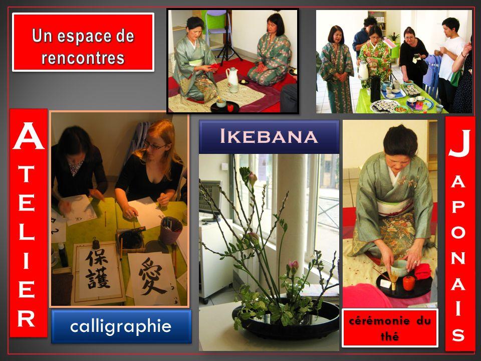 calligraphie ATELIERATELIER ATELIERATELIER JaponaIsJaponaIs JaponaIsJaponaIs cérémonie du thé