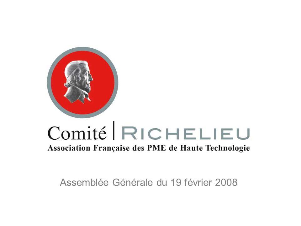 Assemblée Générale du 19 février 2008