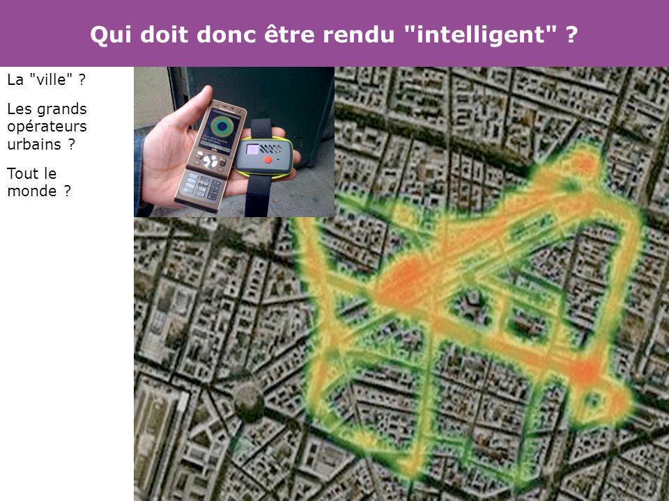 L autre ville intelligente