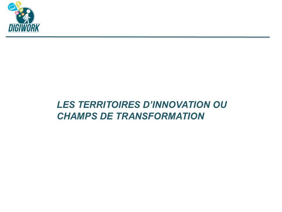 LES TERRITOIRES DINNOVATION OU CHAMPS DE TRANSFORMATION