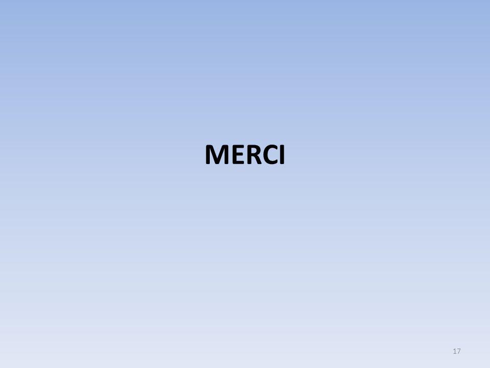 MERCI 17