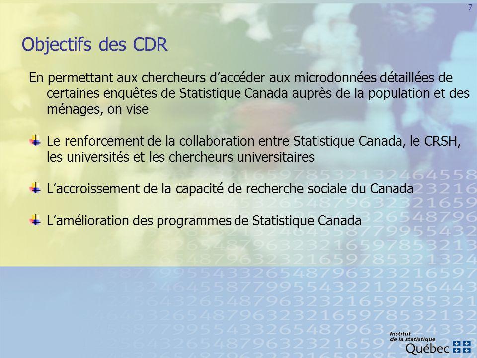 18 Orientation stratégique de lISQ de recourir à la collaboration danalystes et de chercheurs externes, dans les organismes publics et le milieu universitaire « LInstitut privilégie...
