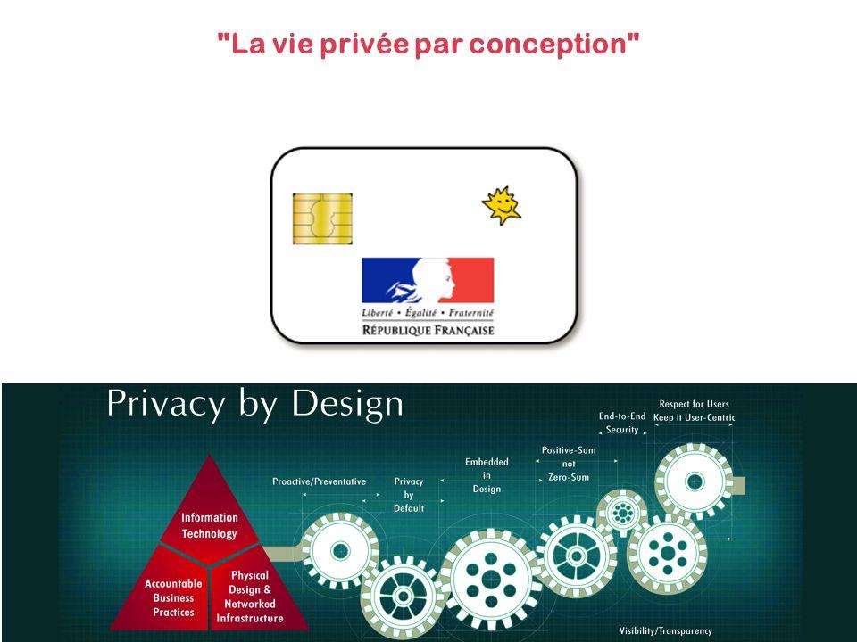 La vie privée par conception