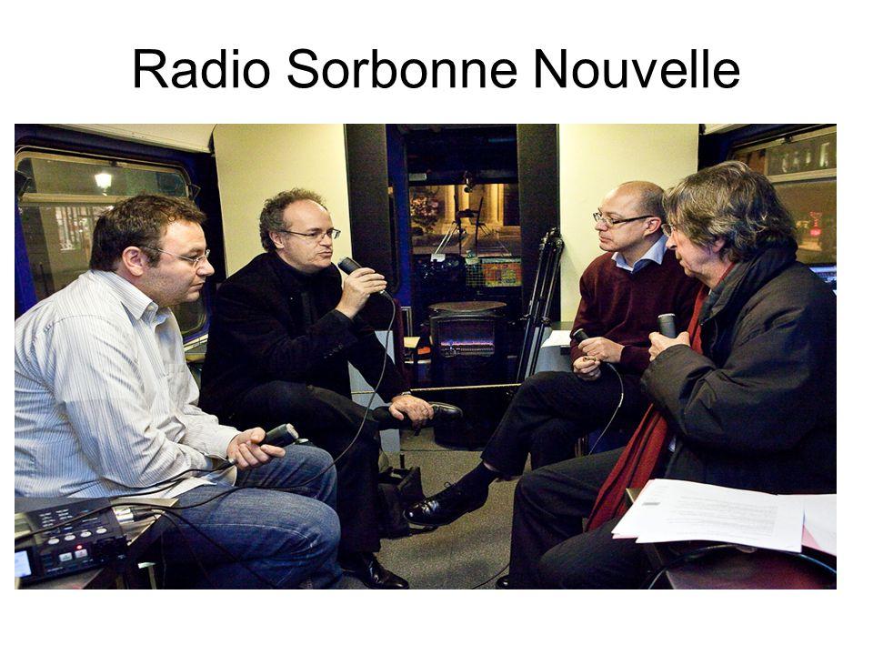 Radio Sorbonne Nouvelle