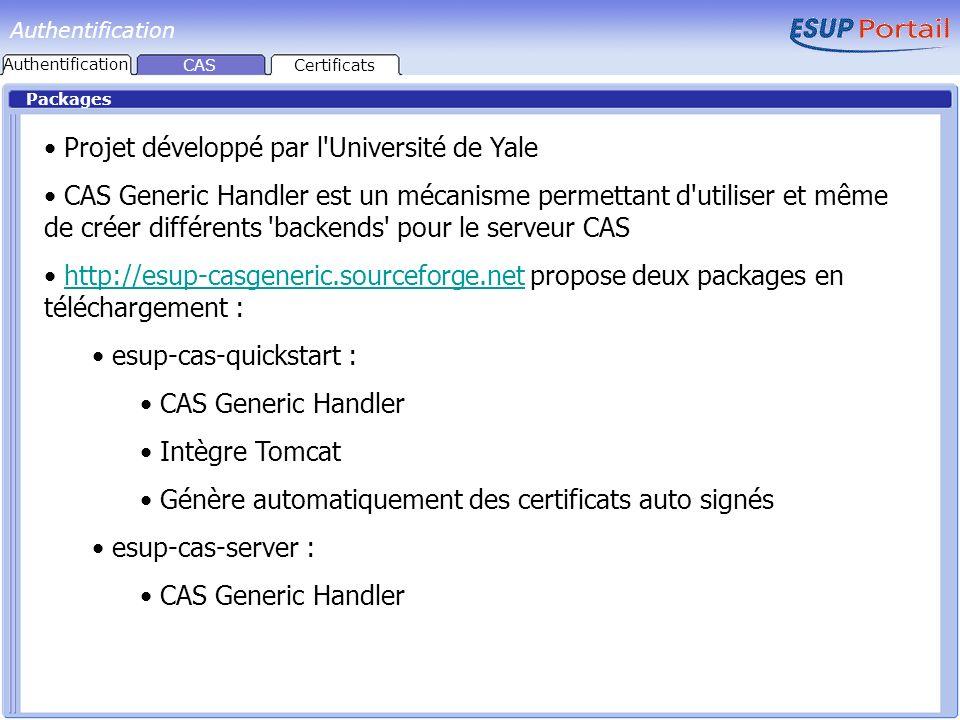 Certificats Authentification Serveur HTTPS NavigateurApplication Machine Virtuelle Java CASCertificats Authentification