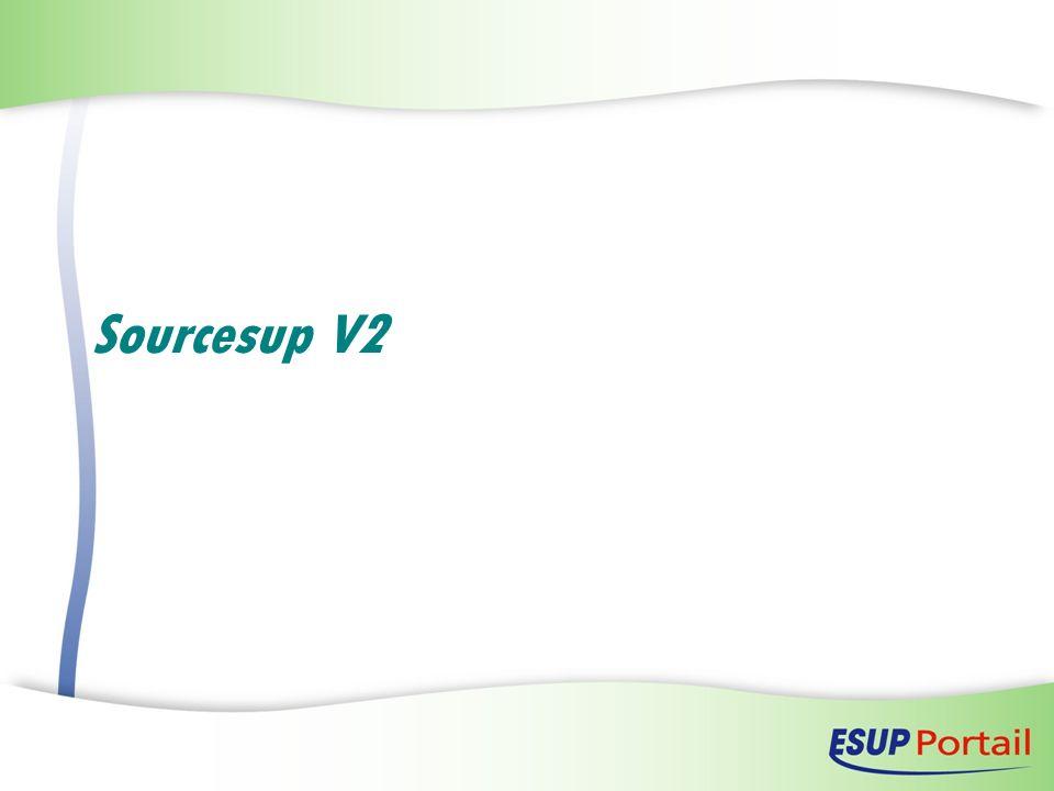 Sourcesup V2