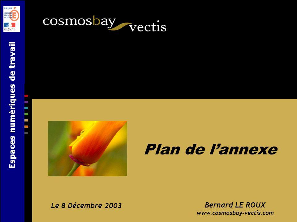 1 SDET – Groupe de travail interopérabilité Reproduction et utilisation interdites sans accord de la société Bernard LE ROUX www.cosmosbay-vectis.com